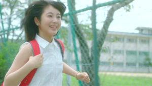 映画「君の膵臓をたべたい」桜良走る画像